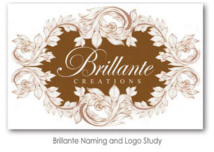 Tipping Groups, branding agency case study of the Brillante logo design.