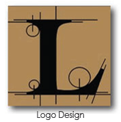 Portfolio Link Image: Creating custom logo designs that are unique and memorable.